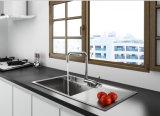 Küche-Raum-Fenster-Sitzfalten-Küche-Hahn