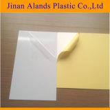 0,5 mm de PVC blanco de PVC rígido de hojas de álbum Página interior