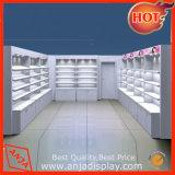MDF Expositor giratorio para rack de cosméticos