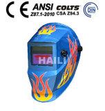 ANSI de Zonne Auto Verdonkerende Helm van het Lassen (wh-331)