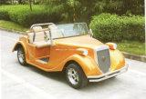 電池4の乗客の電気標準的な車