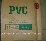 Виргинские ПВХ пластик K67 Sg-5 для трубопровода