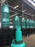Bomba de água de esgoto submergível da alta qualidade de Wq pela instalação Auto-Acoplado ou diretamente da conexão