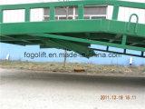 Rampe électrique extérieur utilisé de dock pour populaire