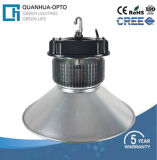 Chip CREE LED Driver Meanwell compartimentos de Alta, High Bay LED 180W, High Bay LED 200W
