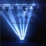 Neuer Typ bewegliches Hauptträger-Licht des Armkreuz-6PCS RGBW LED
