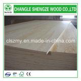 Shengze Holz 1220X2440, 1250X2500mm Melamin-Furnierholz