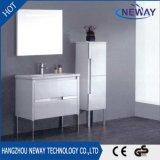 Het moderne Witte Meubilair van het Kabinet van de Badkamers van de Vloer Pcv Bevindende
