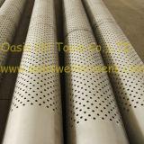 Pipe perforée de l'acier inoxydable 316L