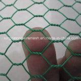 Cesta hexagonal de la jaula del rectángulo del acoplamiento de alambre de Gabion