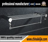 Porte-serviette poli en acier inoxydable (LJ5501A)