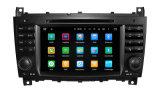 Anti-Glare Mercedes C/Clk에서 Carplay 자동차 라디오 차 GPS 차 DVD 플레이어 (선택)