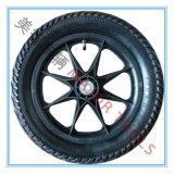 Roda insuflável de borracha, Aluguer de roda, roda insuflável de borracha de 16 polegadas