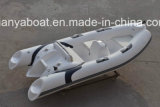 Liya 3.8m Cheap Price Korea PVC Inflatable Boat Motor Rubber Boat