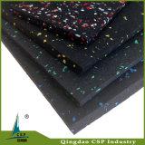 Qualität aufbereiteter Gummi/Deckel für Gymnastik-Matten