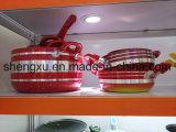 Stockpot бака сковороды Coated сплава алюминиевый Non-Stick для Cookware устанавливает Sx-Yt-A012