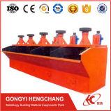 Завод по переработке полезных ископаемых медного рудника Машины флотационные восстановления отходов
