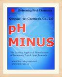 ajustador del pH para los productos químicos del tratamiento de aguas de la piscina