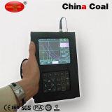 Détecteur en acier ultrasonique portatif d'imperfection de soudure en métal de NDT Digital