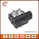 Verbinder-Ipc Isolierplastikdraht-Verbinder der Isolierungs-20kv Piercing