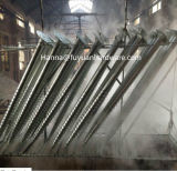 Heiße eingetauchte Bodenschraube Q235 für Basis-System