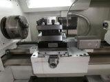 CNC de Machine Ck6140 X750mm 1000mm van de Draaibank
