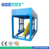 Machine de fabrication de brique concrète de la colle Qt10-15 automatique/machine de bloc
