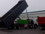 6X4 10 Rodas Dumper 20 Metros Cúbicos com Cummins Engine.