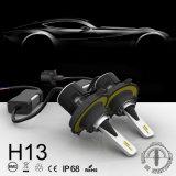 B6 H13 de LEIDENE Koplamp van de Auto met de Beste Kwaliteit van de Turbine 24W 3600lm