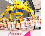 Fabricante de Juguetes Juegos Parque de Atracciones caminando Electric Gran Robot para niños