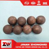 Fornecer meios de moagem, as esferas de aço forjado, Alta/Baixa Bolas de fundição cromado