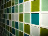 Tuiles de mosaïque en verre/tuiles de mosaïque en cristal