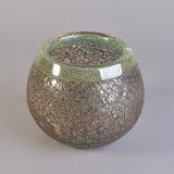 Стекло держателя для свечи круглого венчания Votive Jars контейнеры