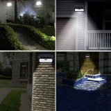 26 LED Solar Powered Motion Sensor Light Waterproof Outdoor Garden Security Wall Light Night Lamp
