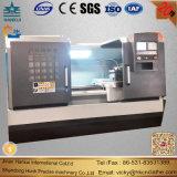 Ck61100 cama plana horizontal de máquina-herramienta CNC torno giratorio