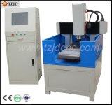 Machine à rouleaux CNC de gravure en mousse (corps en fonte)