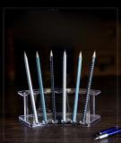 Présentoir de stylo acrylique à la mode, affichage de magasin stationnaire