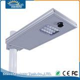 15W todo em uma luz de rua solar Integrated ao ar livre do diodo emissor de luz