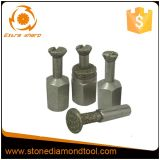 Electroplated Diamond Core Bit de forage pour les carreaux de granit de marbre
