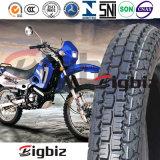 Borracha de Alta Resistência 2.50-17 Motociclo/pneu dos pneus