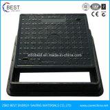 D400 Square 600x600mm Tampa de Inspeção do parafuso de fibra de vidro