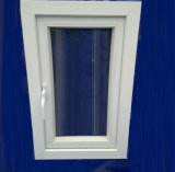 박판으로 만들어진 유리 열려있는 외부 PVC Windows