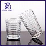 7-16oz het Glas van het water met de Ontwerpen van het Voetbalveld (tk-1238C & tk-507C)