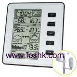 Estación meteorológica profesional con la humedad (WH1070)