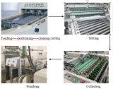 La lecture automatique de cartes de haute qualité et l'assemblage de la machine de refendage (FQ1020)