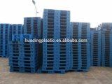 """1200X1000 (48X40 """") het Middelgrote het Rekken van de Plicht Systeem gebruikte de Gesloten Plastic Pallet van Drie Agent"""