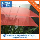 Thermoformingの皿のための赤く堅いPVC Sheet/PVCフィルム