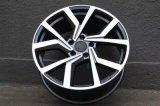 17-19 ajustement de roue d'alliage d'aluminium de pouce pour le véhicule de VW