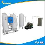 De Generator van de Stikstof van de nieuwe Voorwaarde en van de Hoge Zuiverheid van het Gebruik van de Stikstof met Zuiverheid 99.9995%