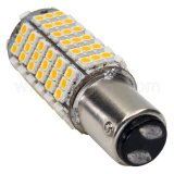 Shock-Resistant LED-Auto-Lampe (T20-BY15-120Z3528)